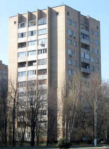 дом серии II-67 Москворецкая