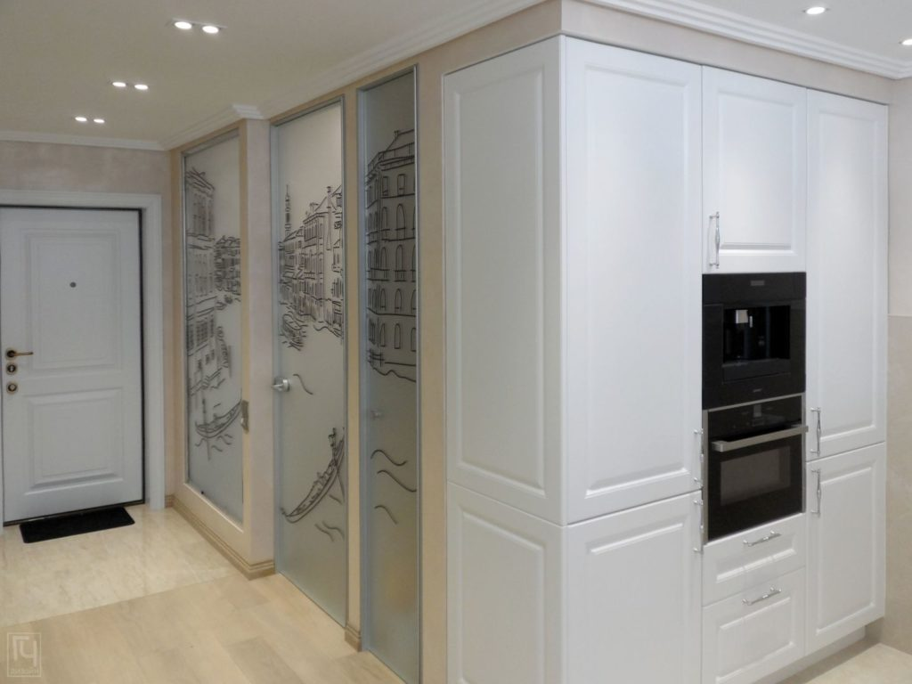 встроенная техника кухни