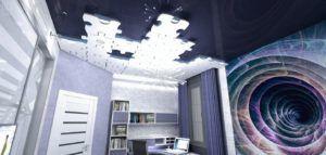 Подвесной потолок тетрис
