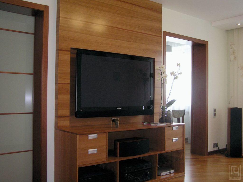 Декоративные панели за ТВ