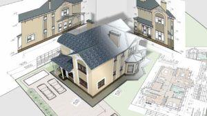 Проектирование и дизайн домов