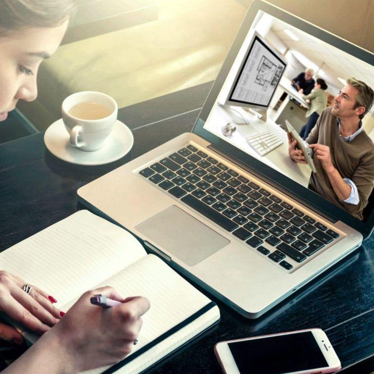 Онлайн консультации в соцсетях