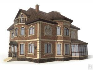 Дом в Немчиновке