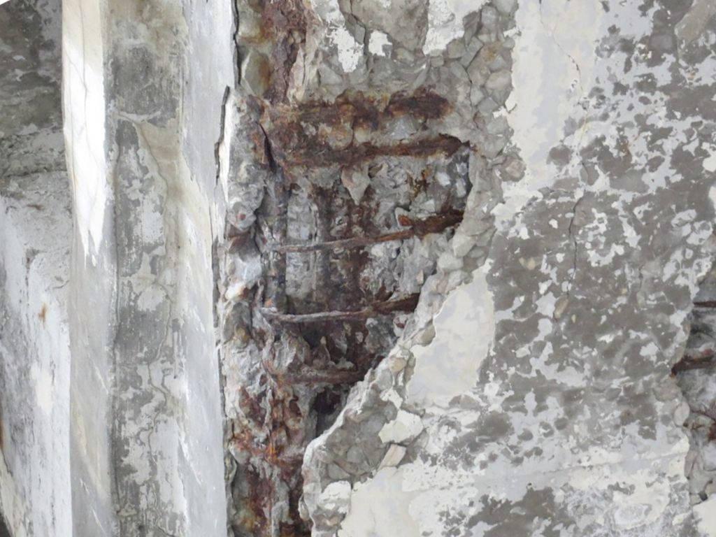 Разрушение бетонных конструкций водой
